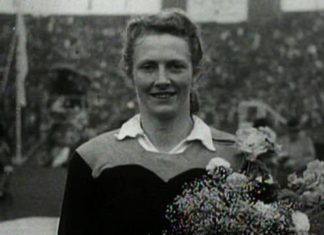Fanny Blankers-Koen Featured