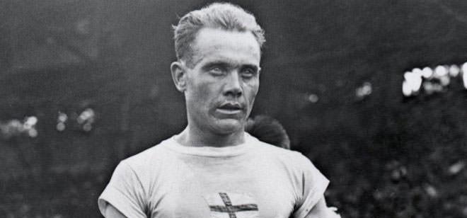 Paavo Nurmi Olympics Featured