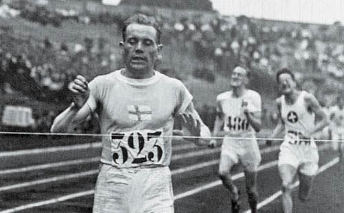 Paavo Nurmi 1924 Summer Olympics