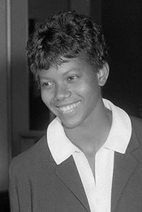 Wilma Rudolph in 1960