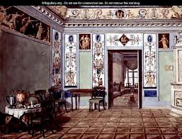 Neo-Classical Etruscan Room
