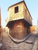 The brothel at Pompeii