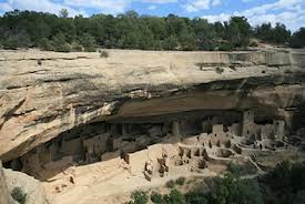 UNESCO World Heritage Site - Mesa Verge - The Cliff Palace