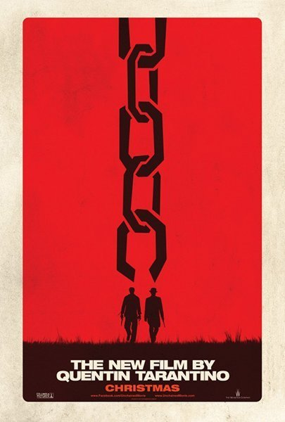 10 best movie posters 2012 - Django