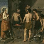 Apollo in the Forge of Vulcan by Diego Velazquez