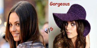 Mila Kunis: Beautiful vs Gorgeous