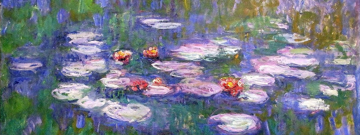 Famous Impressionist Paintings Featured