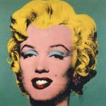 Marilyn Diptych Close Up