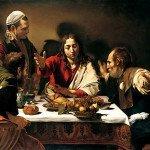 Supper at Emmaus - Caravaggio
