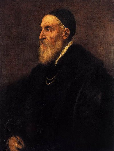 Titian - Self-Portrait