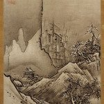 Winter Landscape by Sesshu Toyo