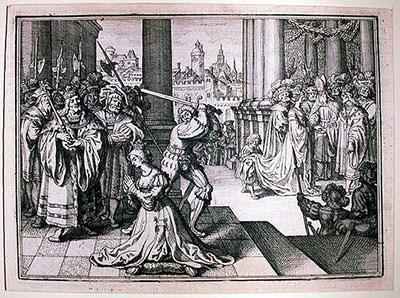 Execution of Anne Boleyn