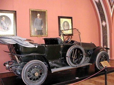 Franz Ferdinand Assassination automobile