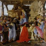 Adoration of the Magi (1476) - Botticelli