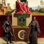 Castelfranco Madonna (1505) - Giorgione