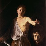 David with the Head of Goliath (1610) - Caravaggio