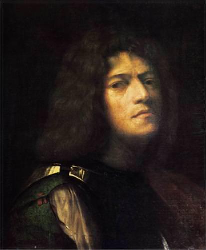 Giorgione - Self Portrait