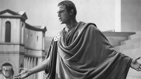 Marlon Brando as Mark Antony