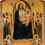 Ognissanti Madonna (1310) - Giotto