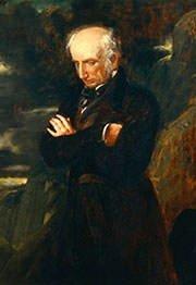 Portrait of William Wordsworth