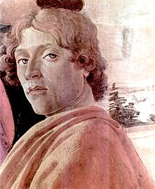Sandro Botticelli - Self Portrait