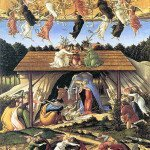 The Mystical Nativity (1501) - Botticelli
