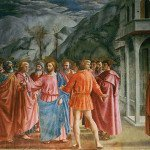 The Tribute Money (1425) - Masaccio