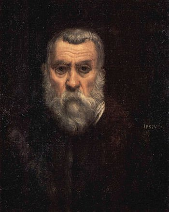 Tintoretto - Self Portrait