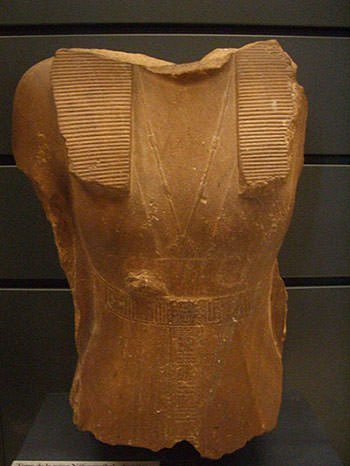Headless statue of Sobekneferu