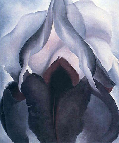 Black Iris (1926) - Georgia O'Keeffe