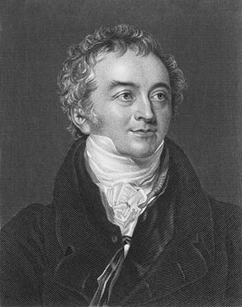 Thomas Young Portrait
