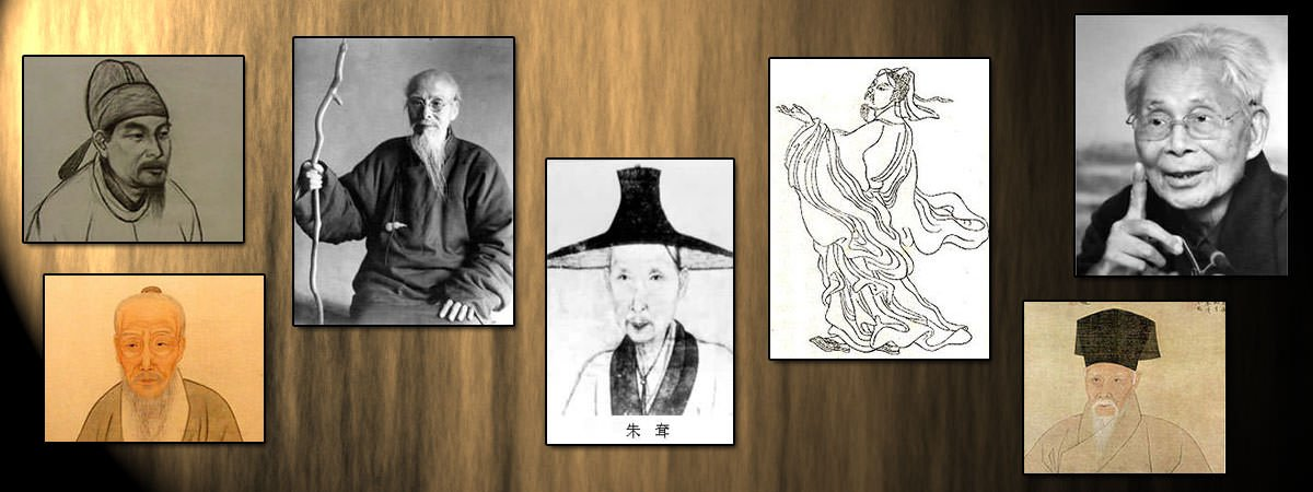 Famous Chinese Artists Featured