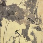 Lotus and Birds - Bada Shanren