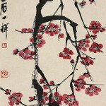 Plum Blossom - Qi Baishi