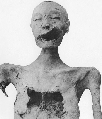 The Younger Lady Mummy