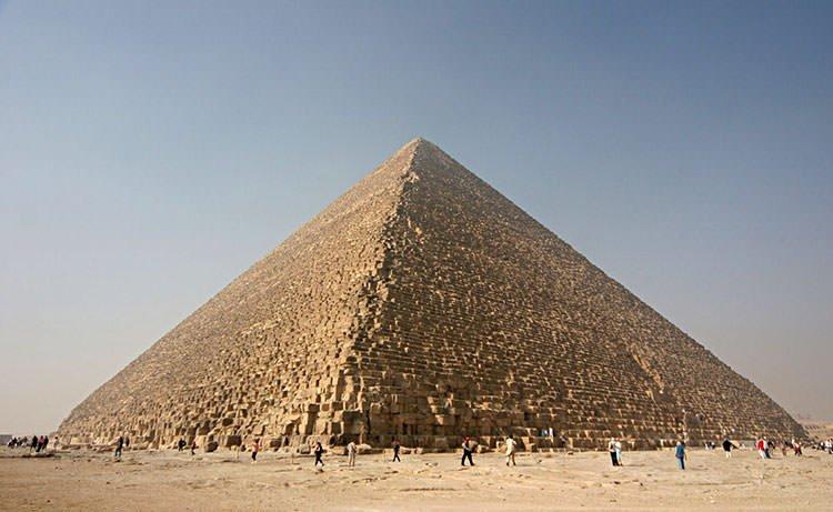 Khufu's Pyramid