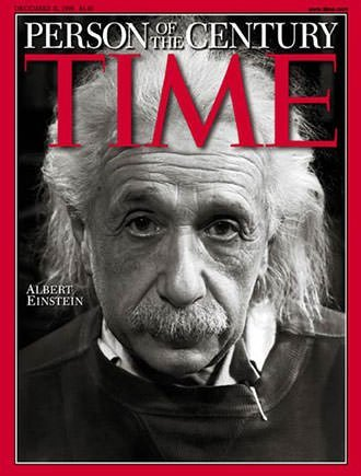 TIME Person of the Century - Albert Einstein