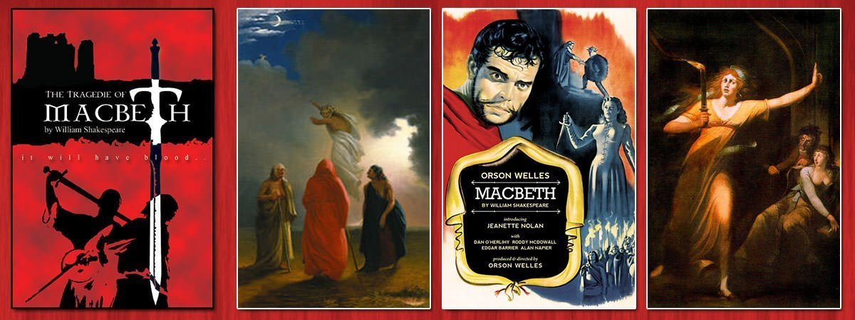 Famous Macbeth Quotes Featured