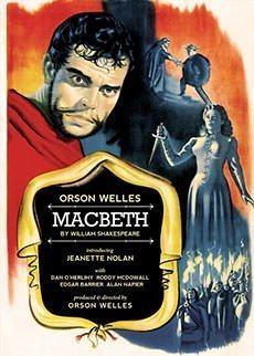 Macbeth (1948) directed by Orson Welles
