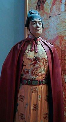 Zheng He Statue at Quanzhou Maritime Museum