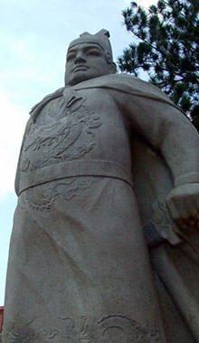 Zheng He Statue at Stadthuys Museum