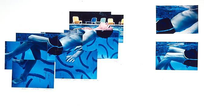 Robert Littman Floating in My Pool