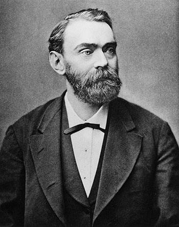 Alfred Nobel