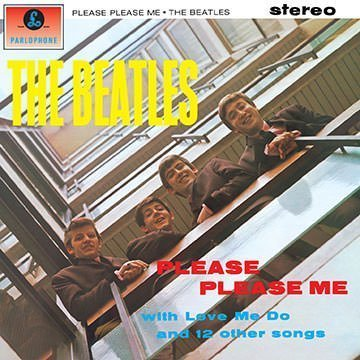 Please Please Me Album Cover