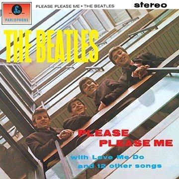 Please Please Me Album Cover