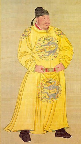 Emperor Taizong of Tang