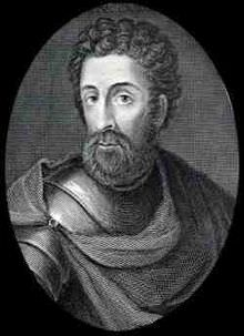 Engraving of William Wallace