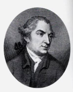 James Basire - Teacher of Blake