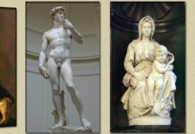 Michelangelo Famous Works Featured