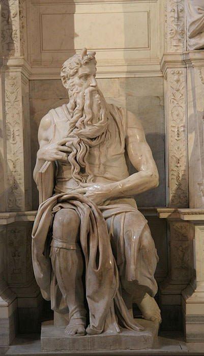 Moses - Michelangelo